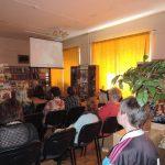 Отчёт о мероприятиях за апрель Библиотеки-филиала № 11 имени Г. С. Лебедева