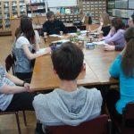 События Юношеской библиотеки-филиала № 10 имени Н. А. Некрасова за апрель