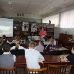 События Библиотеки-филиала № 15 имени М. С. Петровых за апрель