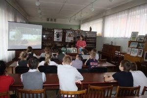 События Библиотеки-филиала №15 имени М.С.Петровых за апрель