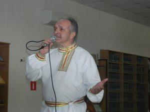 «Наша общая Победа!», концертная программа хора «Северянка»