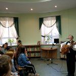 «Концерт Сарасате», концерт-спектакль