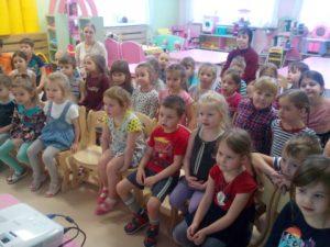 Литературно-патриотический час для школьников