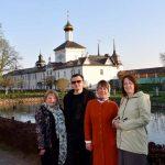 Праздник вишнёвого сада в Ярославской Чеховке