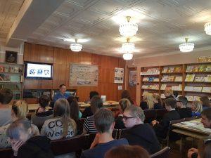 «Советская военная повесть. Гроссман, Курочкин, Богомолов», литературная встреча