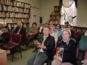 «Литературный четверг», посвящённый Дню Победы
