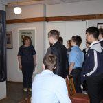 «Норское — родина художника Угрюмова», разговор у музейной экспозиции