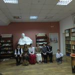 Спектакль театральной студии «ТВояшкола»: «Как Иван-дурак за справкой ходил»