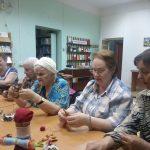 «Русские народные куклы», мастер-класс