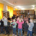 События Библиотеки-филиала №11 имени Г.С.Лебедева за май