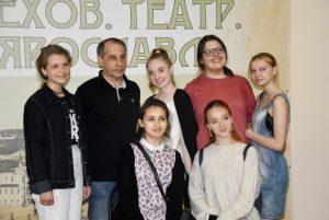 Михаил Нянковский представляет новую книгу о Ярославле