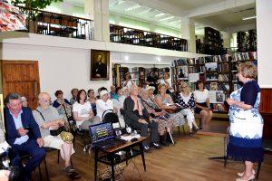 О прошлом и настоящем Фрунзенского района: встреча в Чеховке