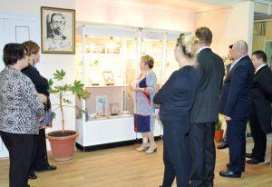 Открытие межрегиональной выставки «Лето с Чеховым»