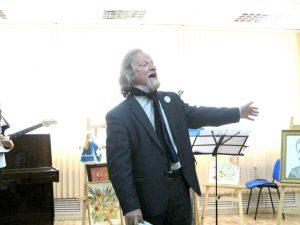 «Сиреневая аллея Константина Бальмонта», праздничная программа