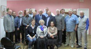 Встреча литераторов Ярославского областного отделения Союза писателей России