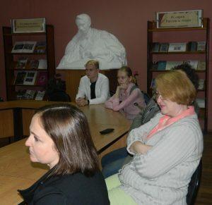 Встреча с преподавателями Ярославского градостроительного колледжа «Архидом»