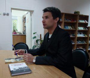 «Ярославцы в военных событиях на Северном Кавказе в 90-е гг. XX века», лекция