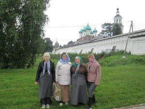«Жемчужина» Ярославской земли – Толгский монастырь»