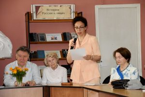Капитан Хлебников и его «Полярная одиссея»: презентация книги