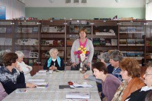 События библиотеки-филиала № 15 имени М. С. Петровых за сентябрь