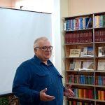 «Зачем уходит лето», творческий вечер Андрея Волкова