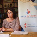 «Вместе мы сможем», встреча с юристами правозащитного центра Александра Грибова