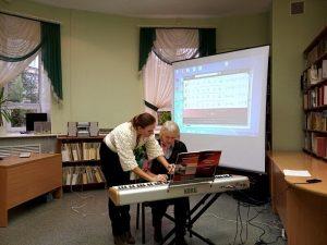 """«Развивающее пианино для активных родителей """"Учиться самим и обучать своих детей""""», мастер-класс"""