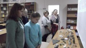 Встреча с Еленой Викторовной Крупочкиной