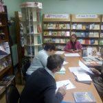 События библиотеки-филиала № 4 за октябрь