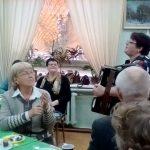 «Ваших лет золотые россыпи», литературно-музыкальный вечер