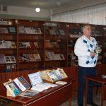 Встреча с писателем Олегом Гонозовым