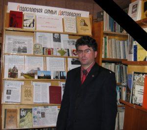 Выставка «Наш первый друг, наш друг бесценный»: Светлой Памяти Николая Богданова