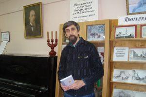 «Одинокий воин», презентация книги Владимира Перцева