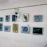 Выставка графики Галины Перцевой