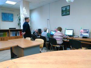События библиотеки-филиала № 14 имени В. В. Маяковского за ноябрь