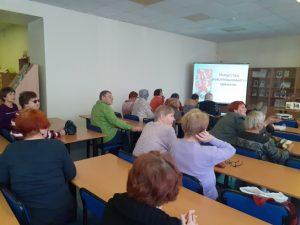 События библиотеки-филиала № 6 имени Л. Н. Трефолева за октябрь