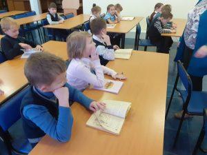 События библиотеки-филиала № 6 имени Л. Н. Трефолева за ноябрь
