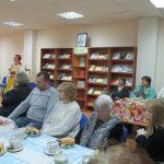 «Библиотека встречает друзей», литературно-музыкальная программа