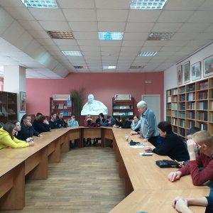 Встреча с альпинистом Ефремовым Сергеем Витальевичем