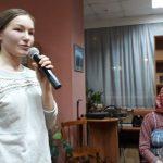 «Сказы и сказки Пинежья», встреча с Анной Мулиин