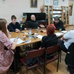 События Юношеской библиотеки-филиала №10 имени Н.А.Некрасова заноябрь