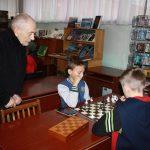 События библиотеки-филиала № 15 имени М. С. Петровых за ноября