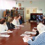 События библиотеки-филиала №15 имени М.С.Петровых заноябрь