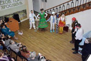 Этот волшебный Новый год! Праздник в Чеховке