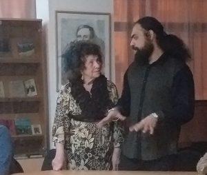 «Герасим Лебедев и театр: от Ярославля до Индии», вечер