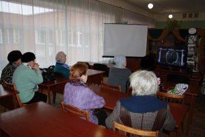 События библиотеки-филиала № 15 имени М. С. Петровых за декабрь