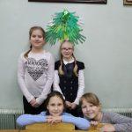 Новогодние мероприятия в библиотеке № 7