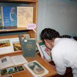 «В гостях у Некрасова», флешмоб у книжной выставки
