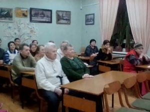 Встреча с писателем Анной Мулиин «Сказы и сказки Пинежья»