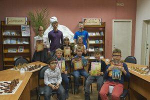 Городской шахматный турнир «Феномен» на кубок Шахматной школы